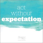 act-without-expectation