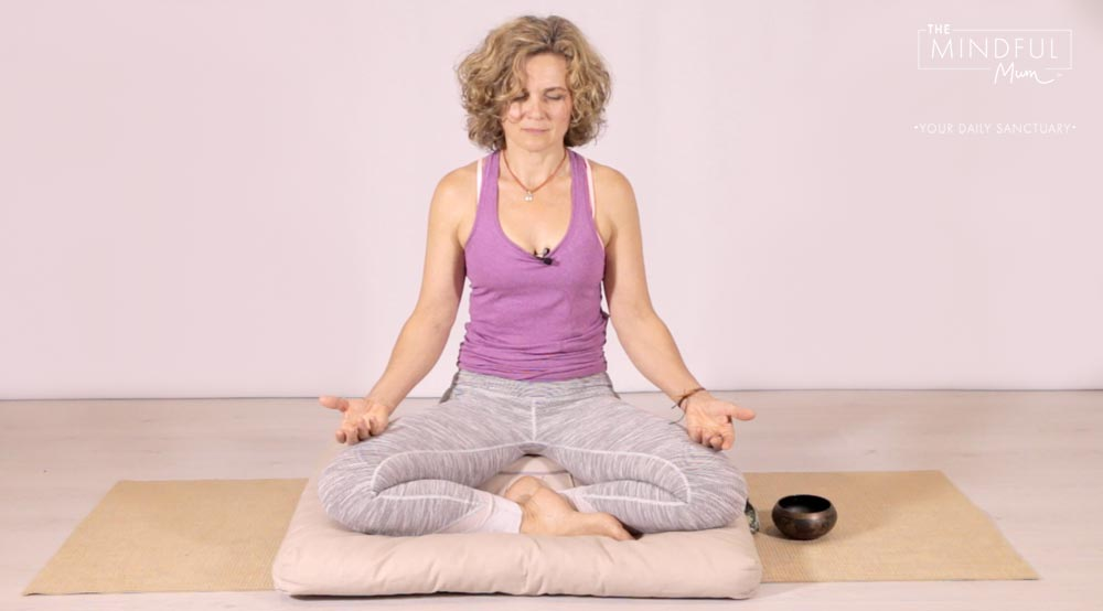 anja-yoga-nidra
