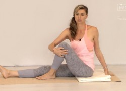 pamela post birth gentle yoga