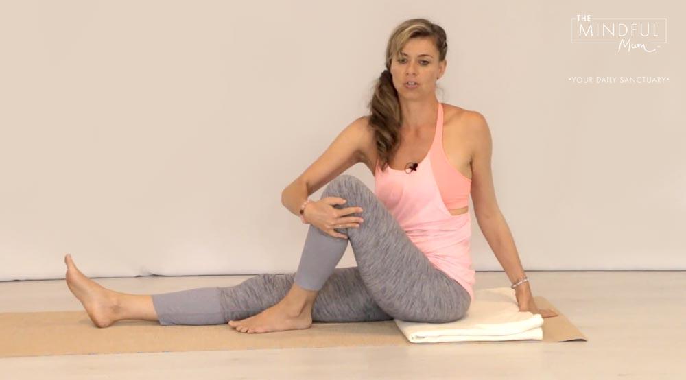 pamela post birth gentle yoga