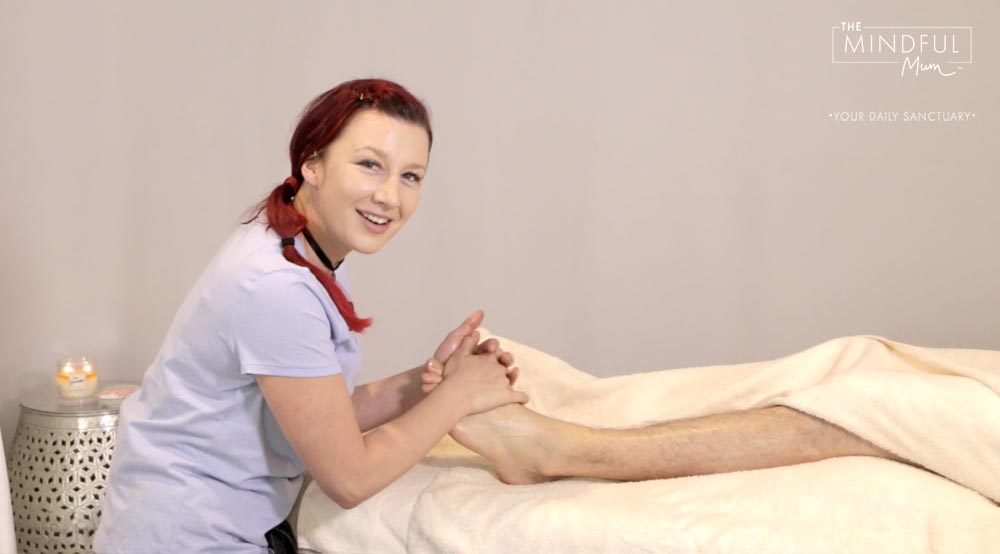 Easy foot massage tutorial for android apk download.